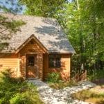 Oak Cottage Front - Door County Rental