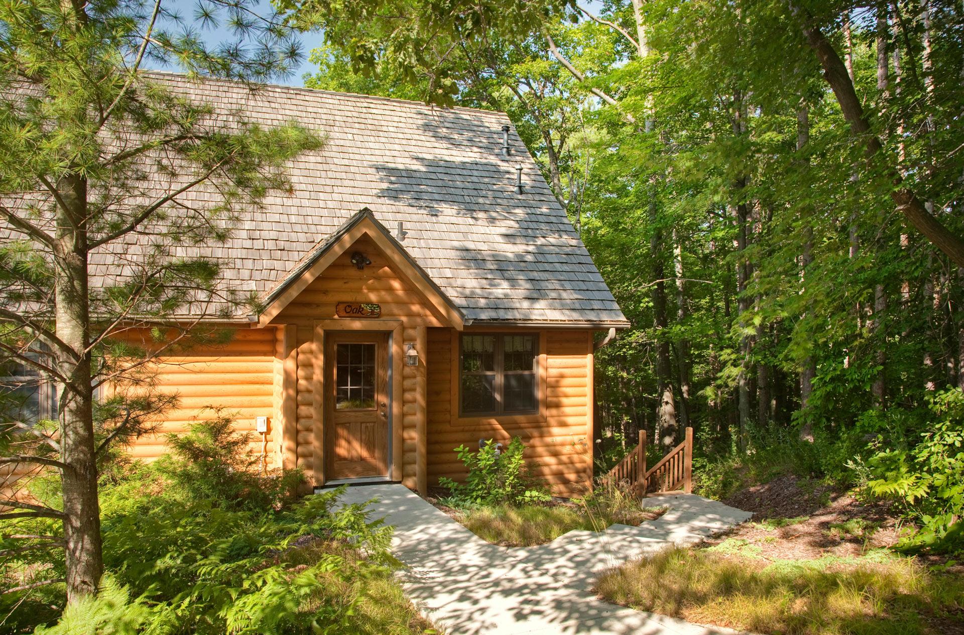 Oak Cottage Door County Rental Chanticleer Guest House