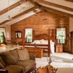 Tamarack Cottage Overview - Door County Log Cabin