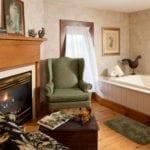Garden Room Whirlpool - Door County Room