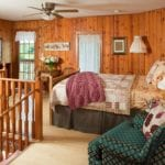 Rose Room upper level - Door County BnB
