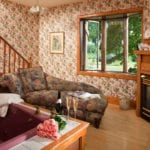 Rose Room lower level - Door County BnB