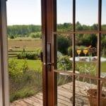 Stable Suite Doors - Door County Romantic Suite