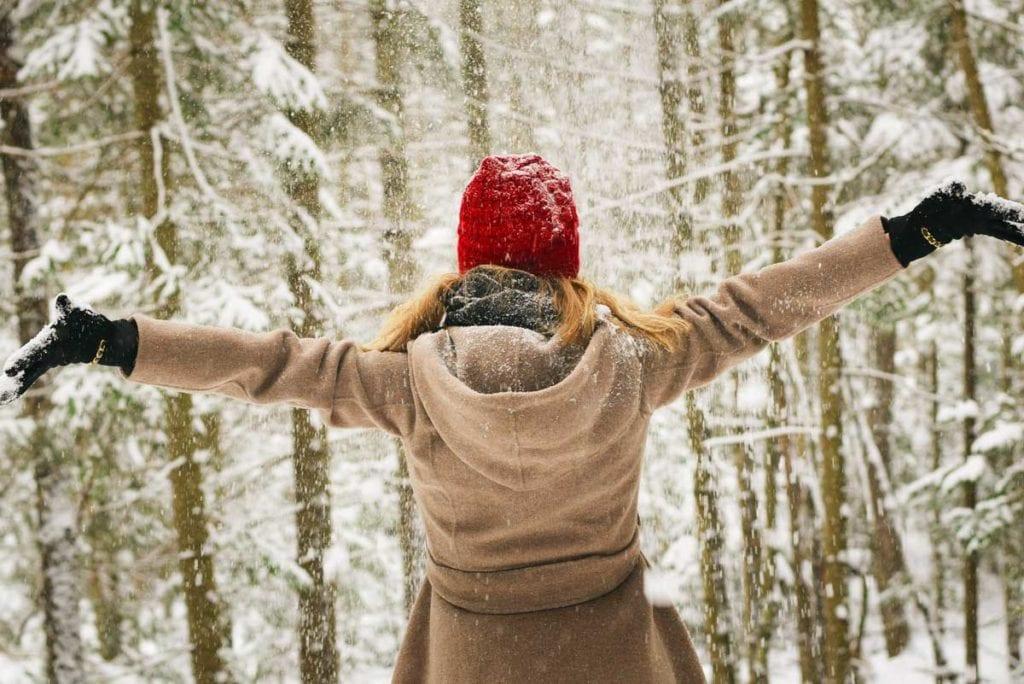 Winter in Door County at the Chanticleer Guest House, a Door County Bed and Breakfast